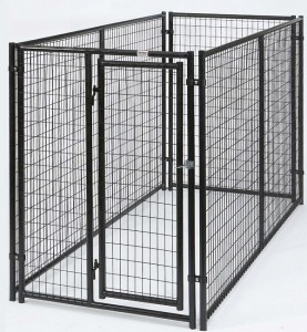 5x10x6ft pet fence enclosure