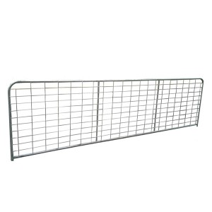 Galvanized AU style cheap farm gates for sale