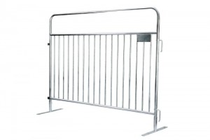 1500mm crowd control barrier