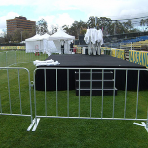 factory direct crowd control barrier for festival