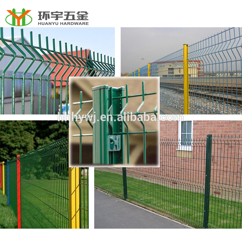 Good Quality 3d folding fence panels garden for sale