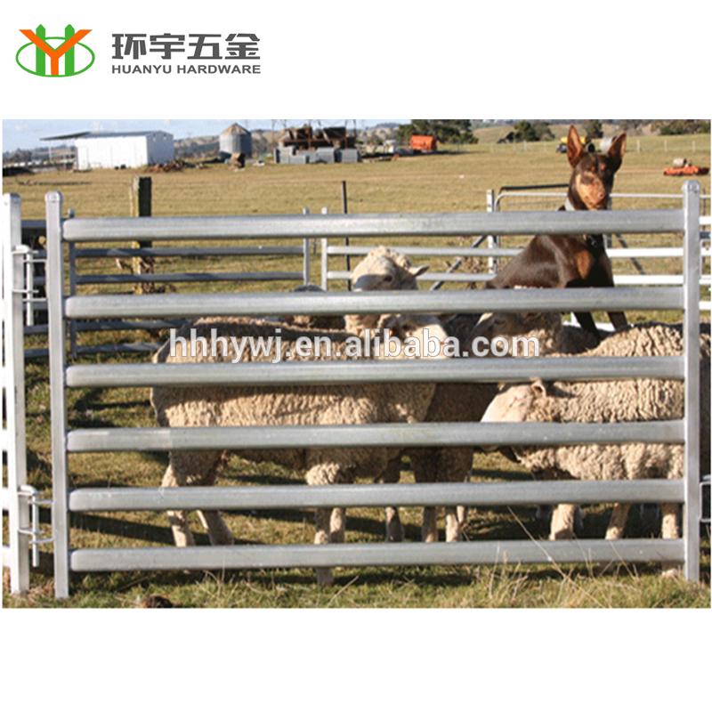 good quality heavy duty corral panels goat panels
