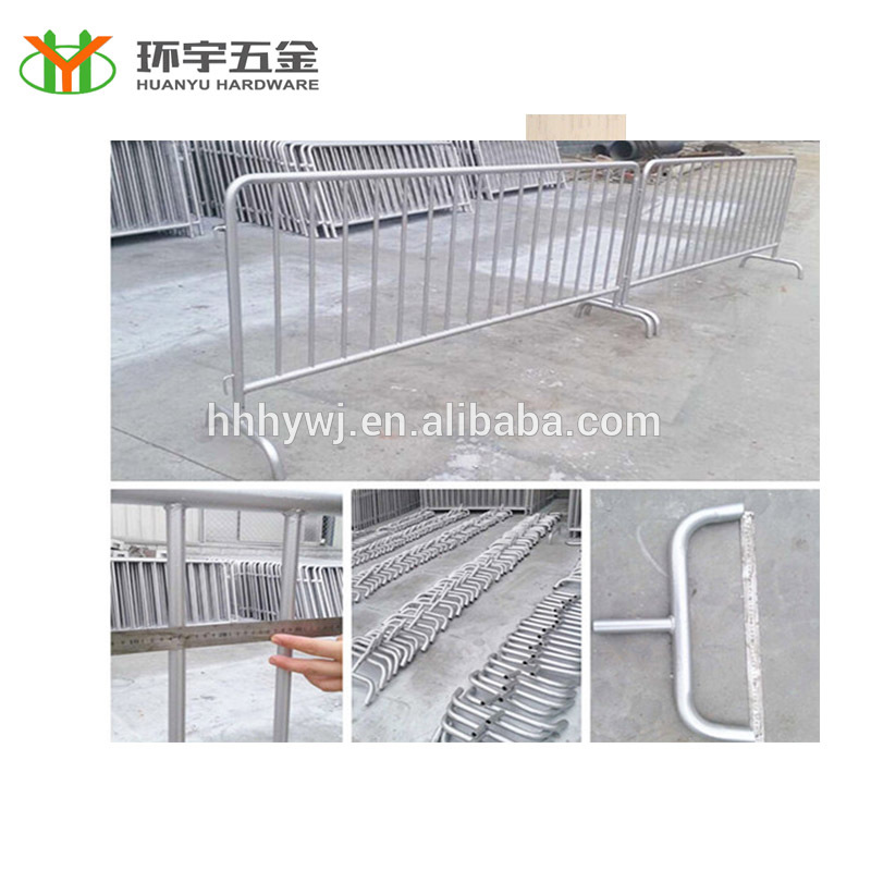 Hot dipped galvanized road safety fence for sale