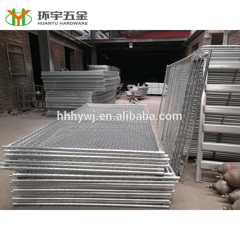 good quality 6 foot chain link fence