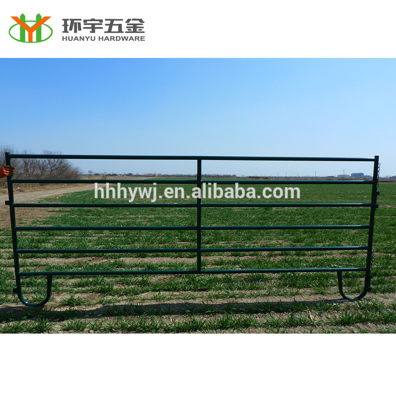 Factory Direct Wholesale Heavy Duty Livestock Panels For Cattle Horse Sheep Pig
