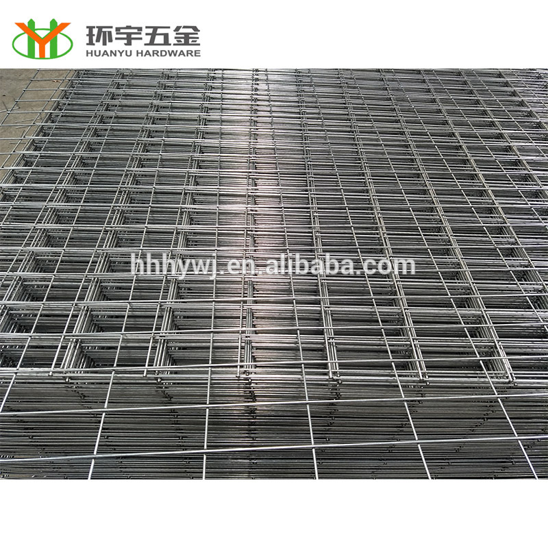 Factory Direct High Quality 4×4 welded wire mesh fence