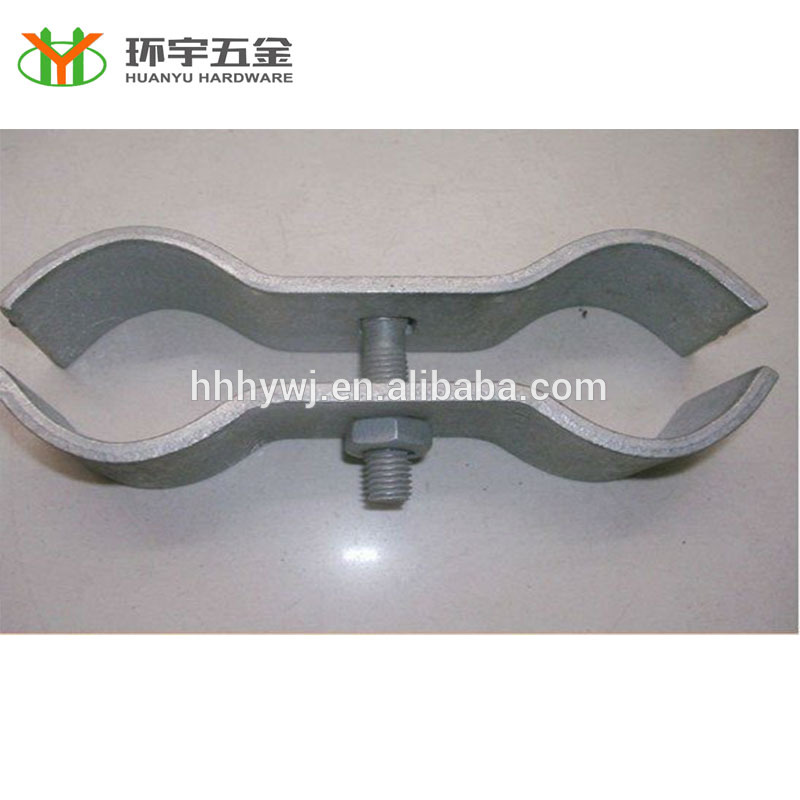 ISO standard Temporary fence clips