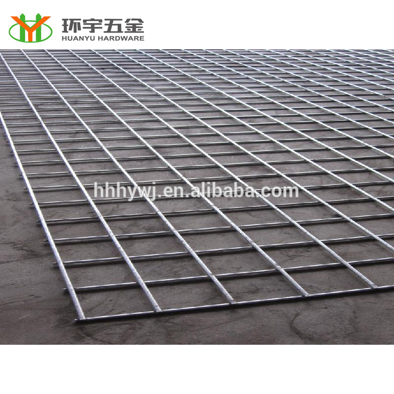Factory Direct High Quality 2×2 Galvanized Welded Wire Mesh For Fence Panel