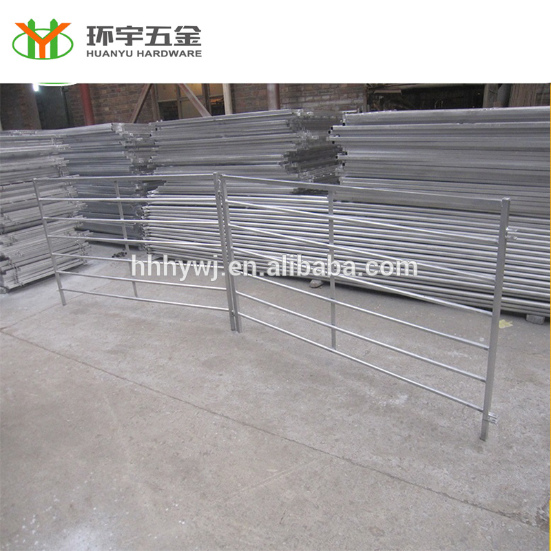 good and cheap galvanized portable goat panels factory direct