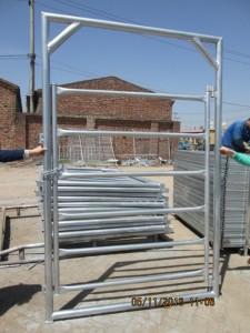 corral panel gate