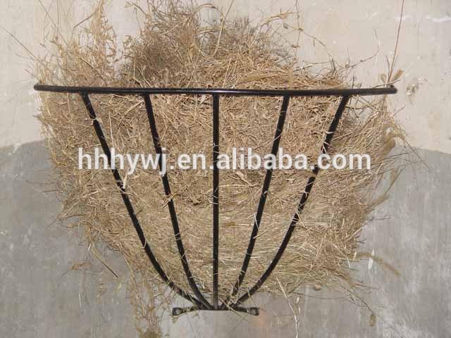 galvanized horse hay feeder/corner feeder Featured Image